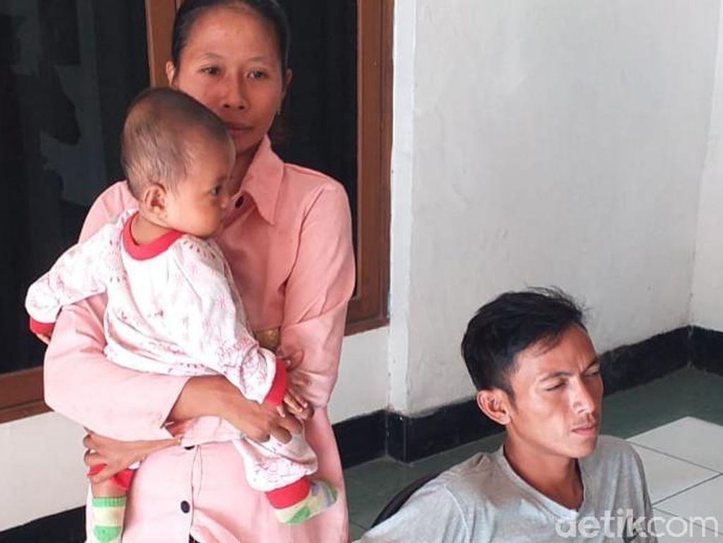 Bayi 7 Bulan Ini Pingsan 2 Kali Saat KM Gerbang Samudra I Terbakar