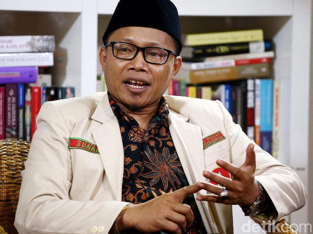 Blak-blakan Ketum PP Pemuda Muhammadiyah Cak Nanto Titipan Istana?