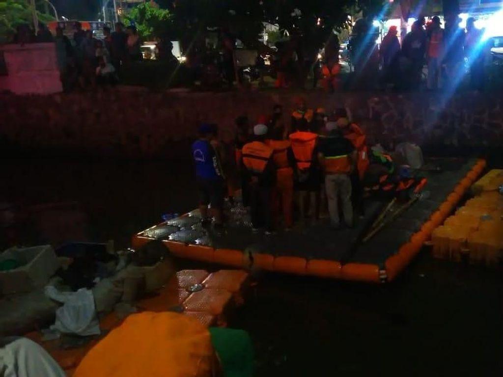 Bocah yang Tenggelam di Kali Arah Kota Tua Jakarta Ditemukan Tewas