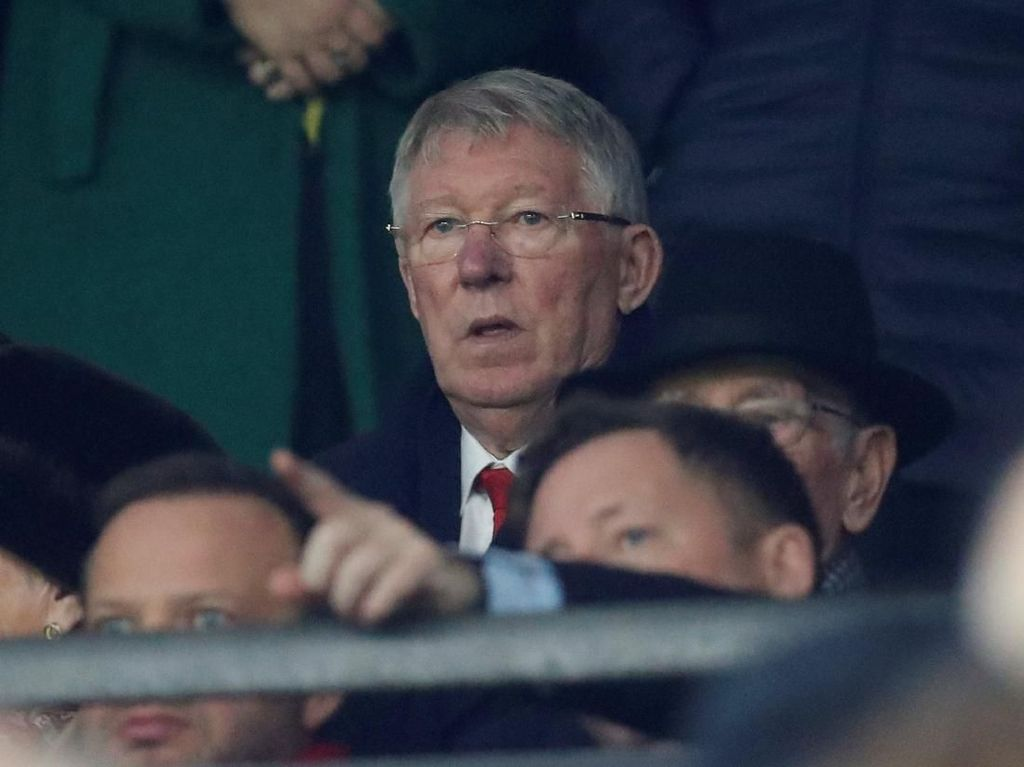 Sir Alex Ferguson Kembali ke Carrington