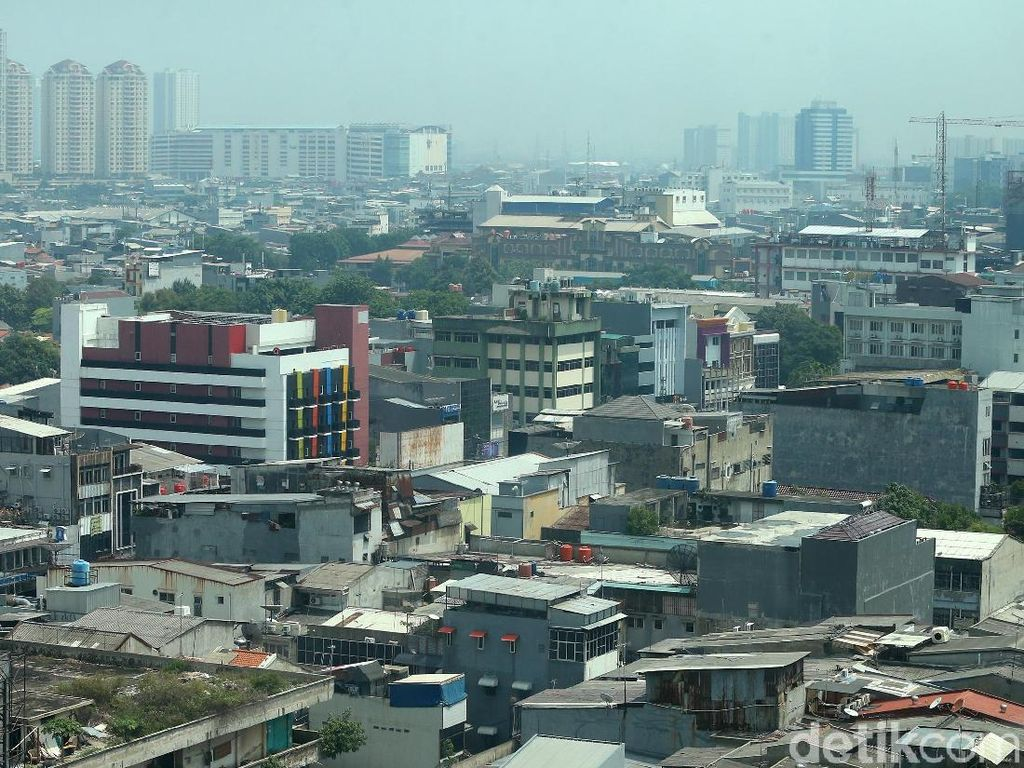Mengintip Peluang Listrik Atap di Jakarta