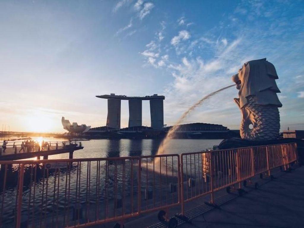 Foto: Aneka Tempat Wisata Gratis di Singapura