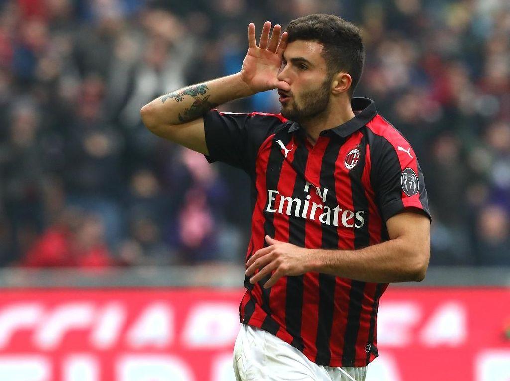 Main Ngotot, Milanpun Taklukkan Parma