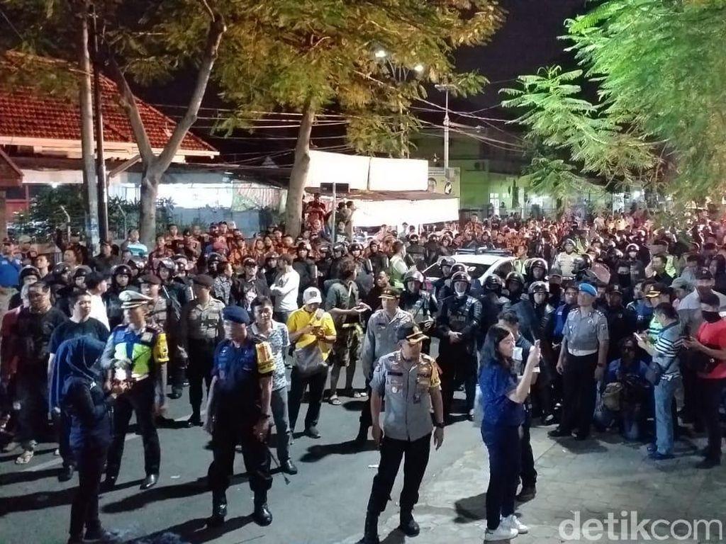 Perayaan Papua Merdeka yang Berujung Ricuh di Surabaya