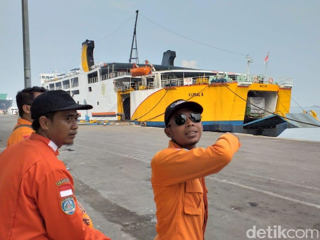 Syahbandar Sebut Kebakaran GM Gerbang Samudra I dari Dek Kapal