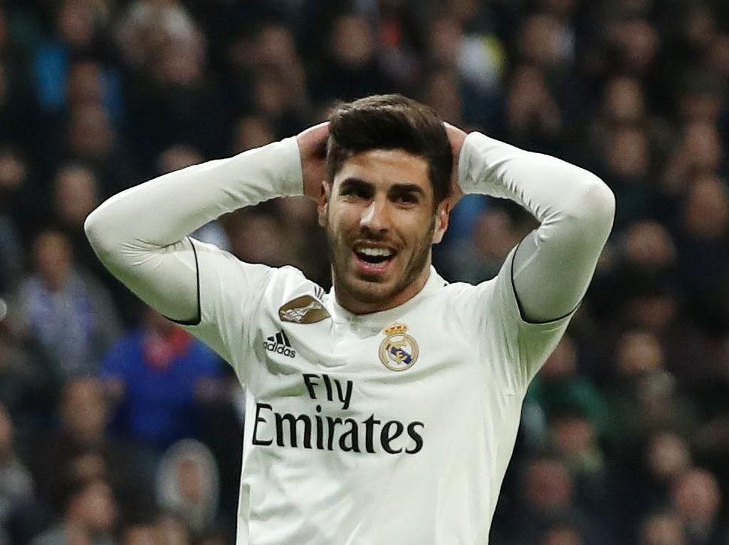 Real Madrid Tolak Tawaran Rp 2,8 Triliun untuk Asensio