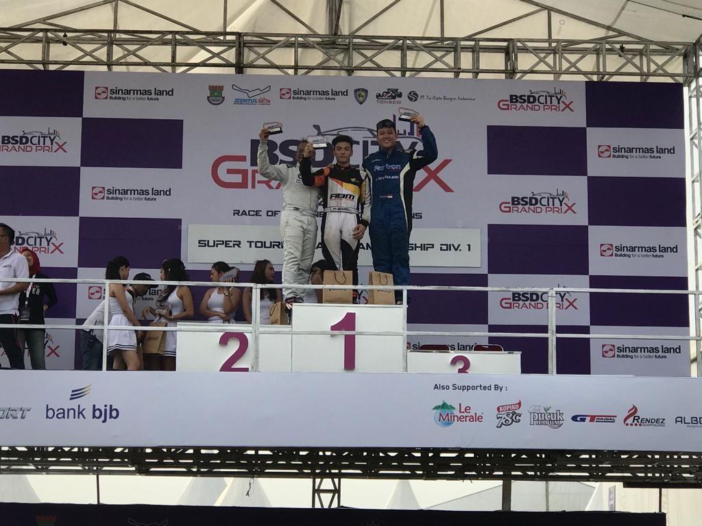 ABM Motorsport Tambah Satu Gelar Juara Umum dari BSD City Grand Prix