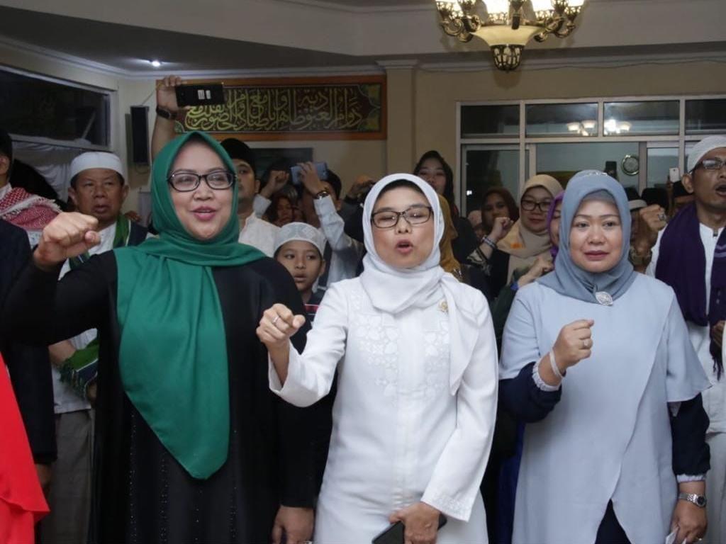 MPR Sosialisasikan Empat Pilar Lewat Maulid Nabi di Bogor