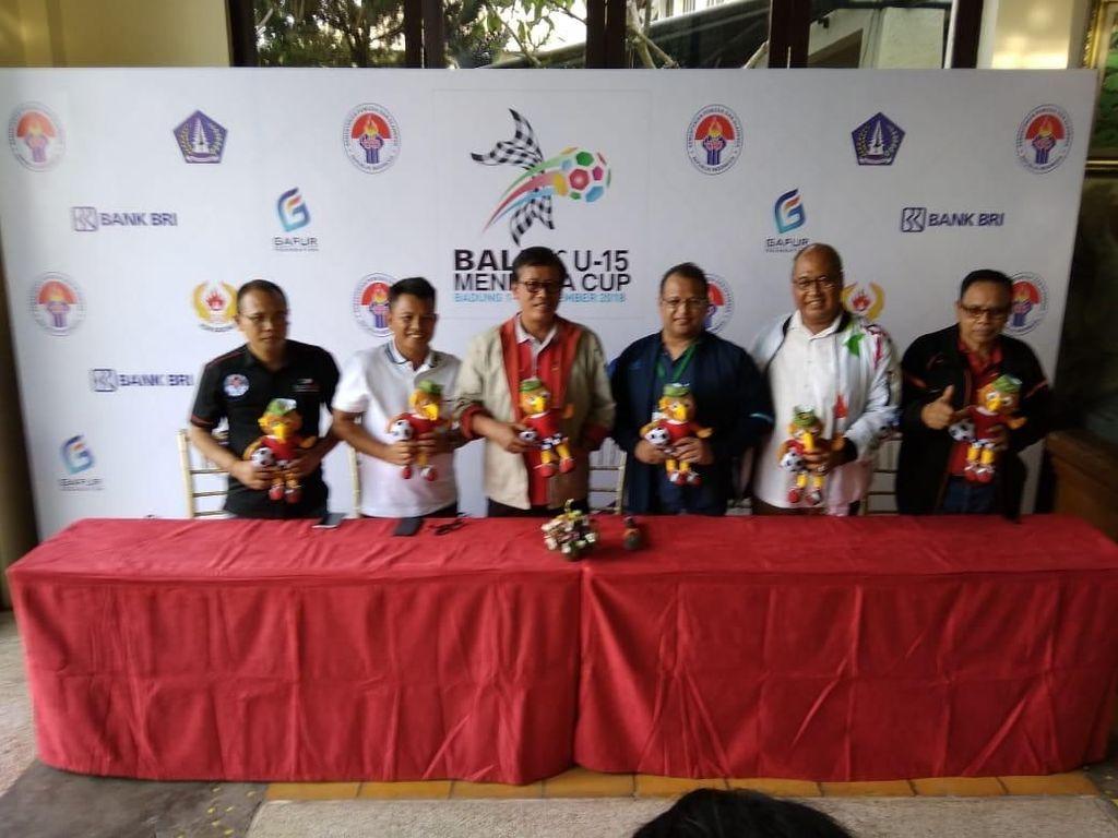 Sembilan Negara Ikut Bali IFC 2018 Piala Menpora