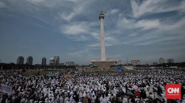 TKN Jokowi: Prabowo Tak Pantas Marah pada Pers soal Reuni 212