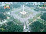Video Melihat dari Langit Aksi Reuni 212