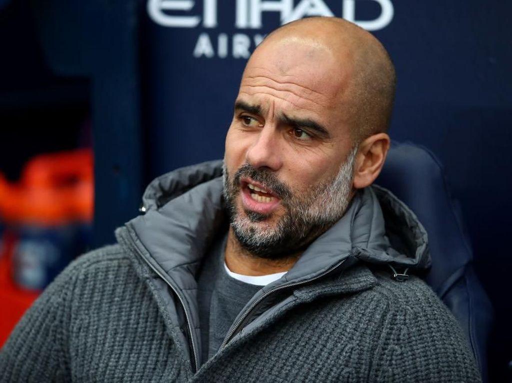 Guardiola: Kalau City Dihukum UEFA Terima dan Hadapi Saja