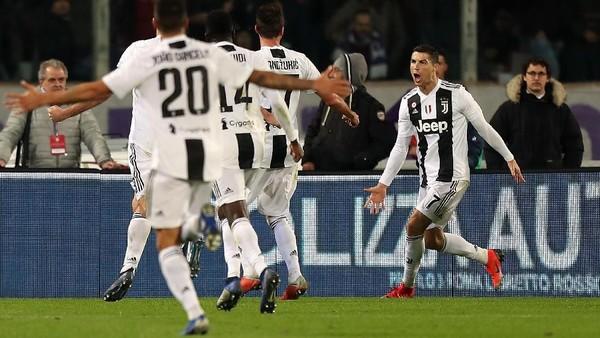 Juventus Vs Inter Milan: Tak Ada Tim Unggulan