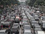 Potret Kemacetan Usai Reuni 212