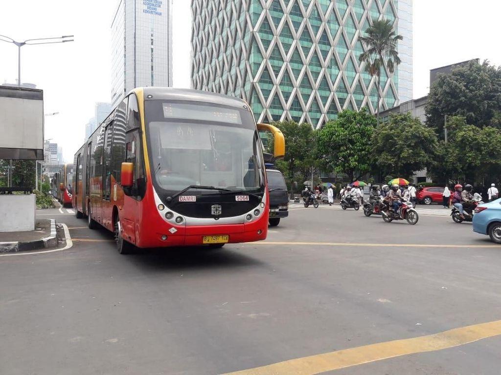 Dengan Jak Lingko,Transjakarta Jangkau 68% Warga Jakarta