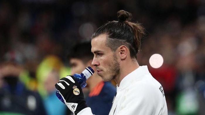 Gareth Bale belum bikin gol lagi di La Liga sejak September (Sergio Perez/Reuters)