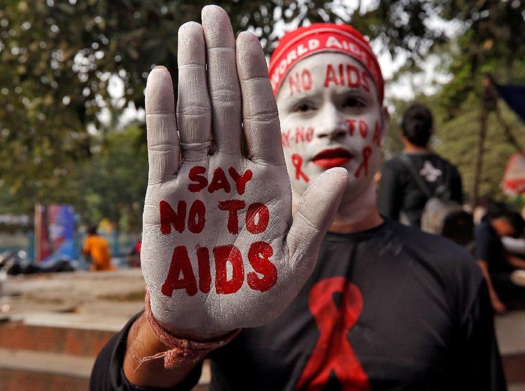 UNAIDS: Penanganan HIV-AIDS di Indonesia Belum Maksimal