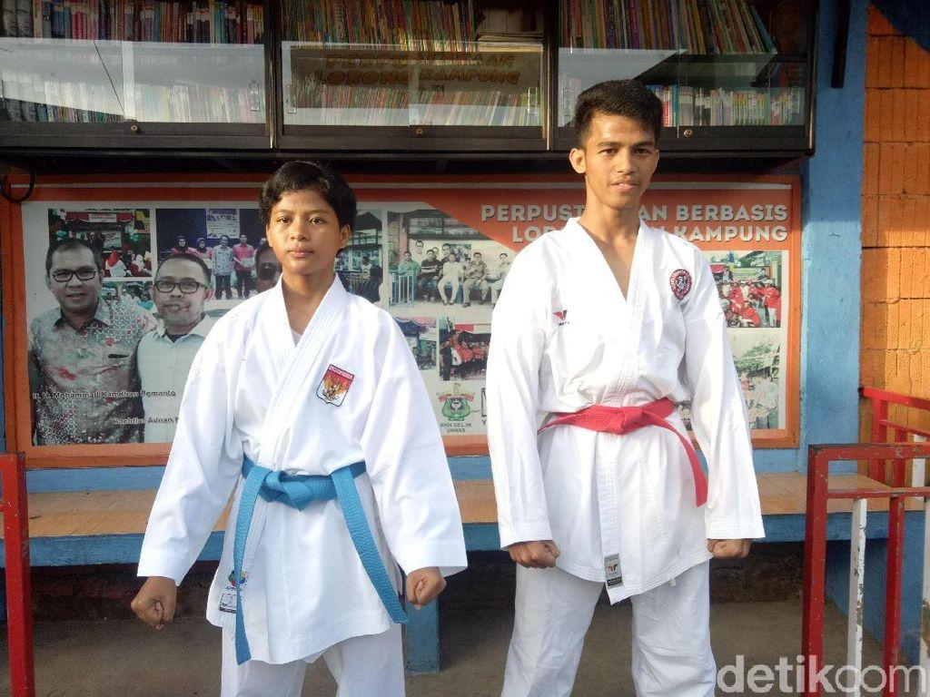 Cerita Fina yang Jadi Runner-up Kejuaraan Karate di Belgia
