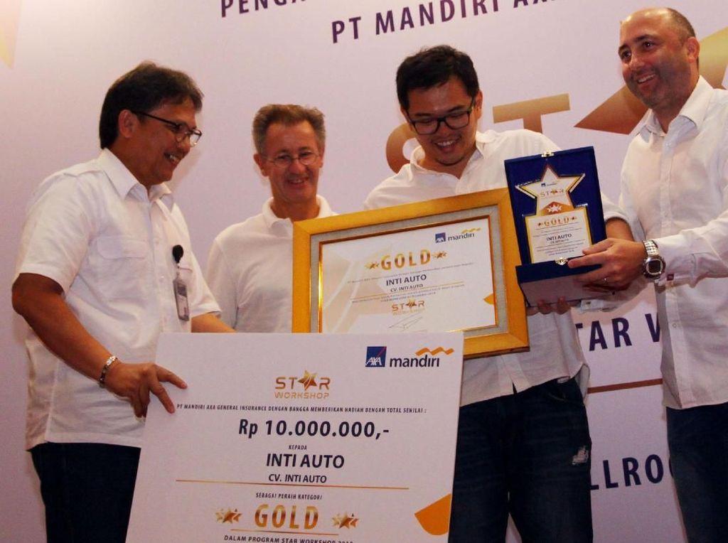 5 Bengkel Raih Gold Star Workshop
