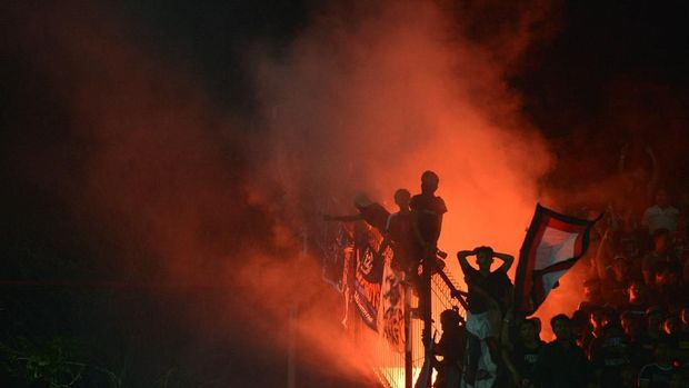 Kalahkan Bali United 2-1, Persija Geser PSM di Puncak Klasemen