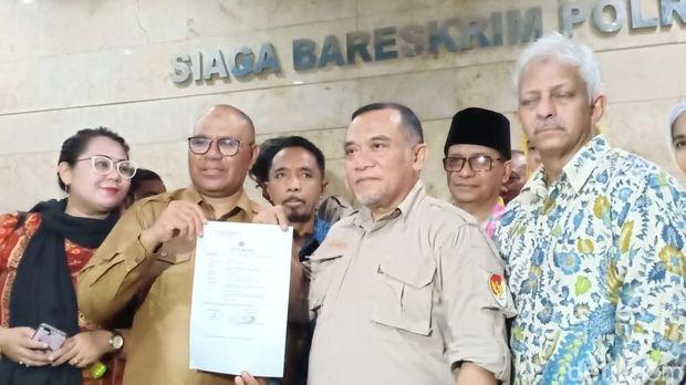 Ahmad Basarah Dipolisikan terkait Tudingan Soeharto Guru Korupsi