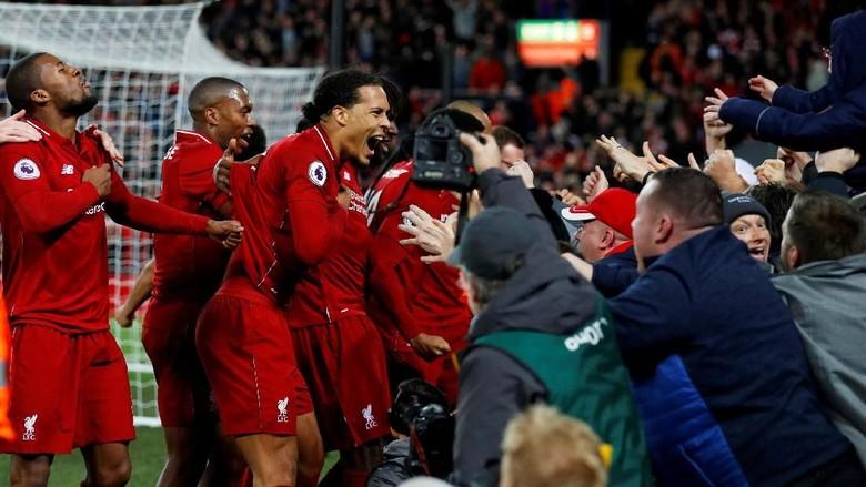 Klopp kepada Suporter: Ayo Penuhi Anfield, Bantu Liverpool Lolos