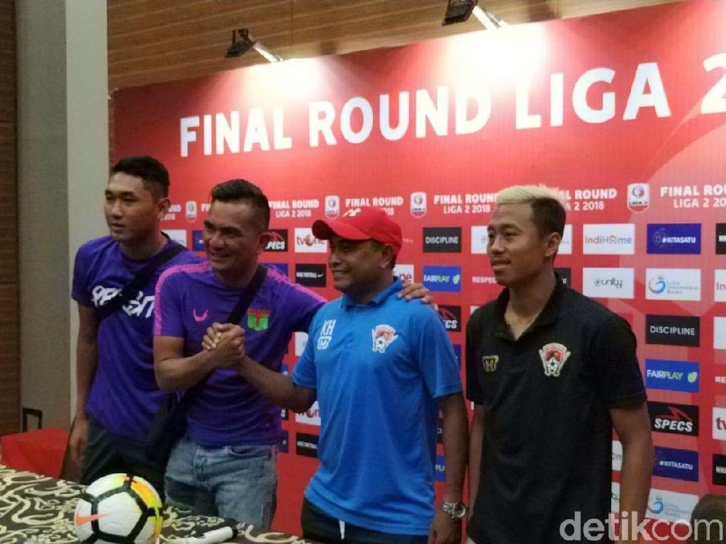 Empat Tahun di Liga 2, Saatnya Persita Bahagiakan Masyarakat Tangerang