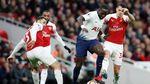 Arsenal Pecundangi Tottenham Hotspur