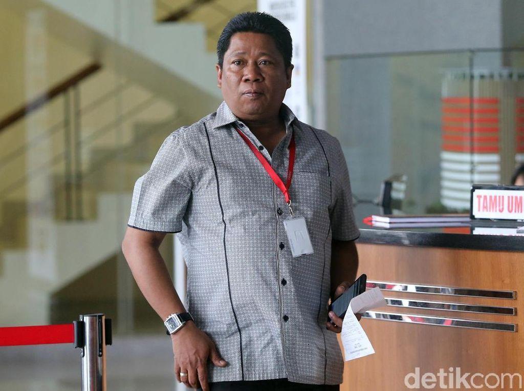 Politisi PDIP Waras Wasisto Dipanggil KPK Terkait Kasus Meikarta