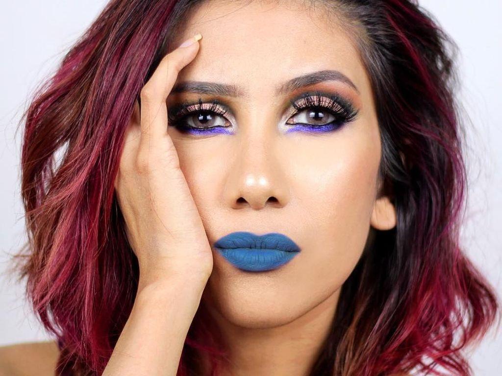 7 Makeup Paling Gila yang Dibuat Suhay Salim