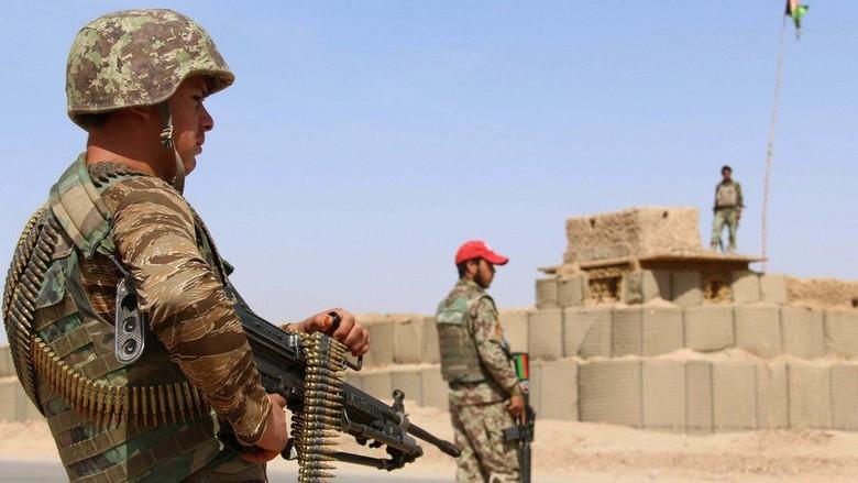 Pemimpin Taliban di Afghanistan Tewas dalam Serangan Udara AS