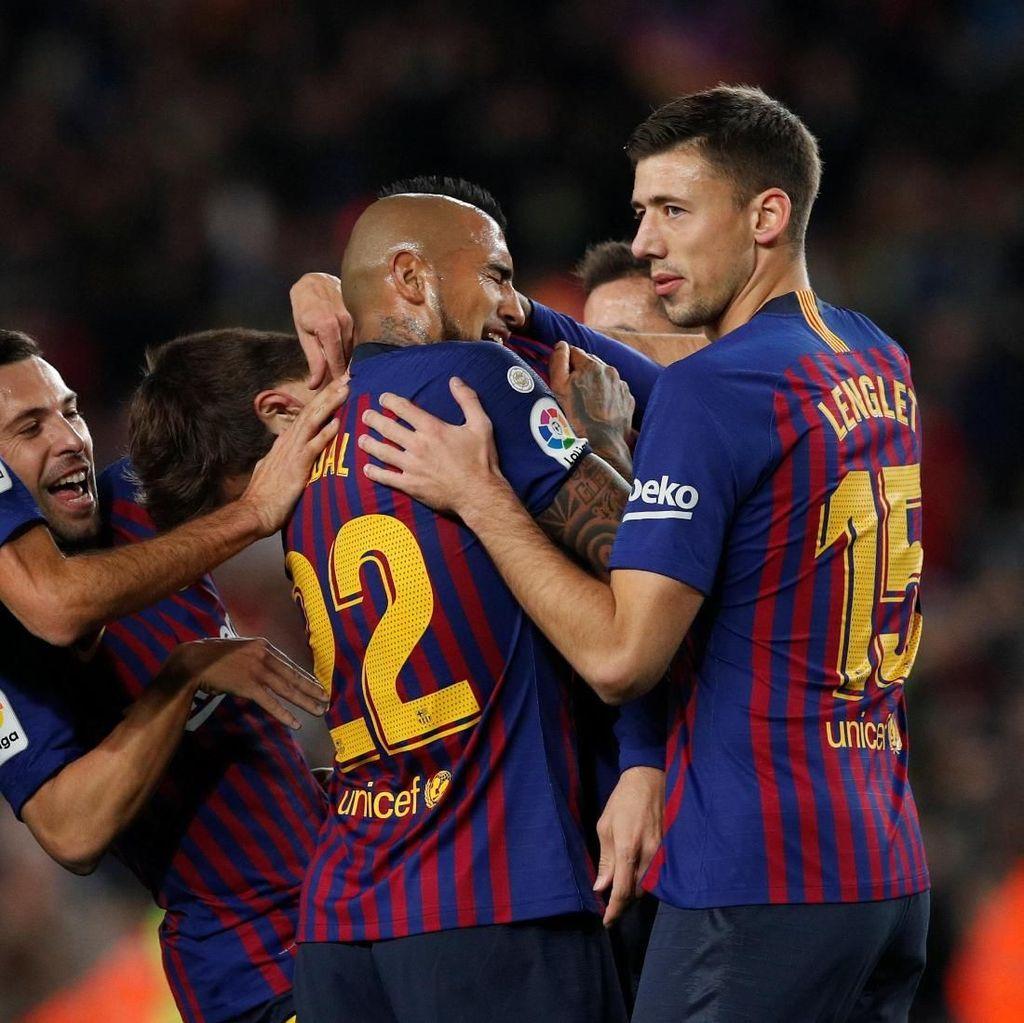 Barcelona Menguji Ketangguhan di Markas Espanyol