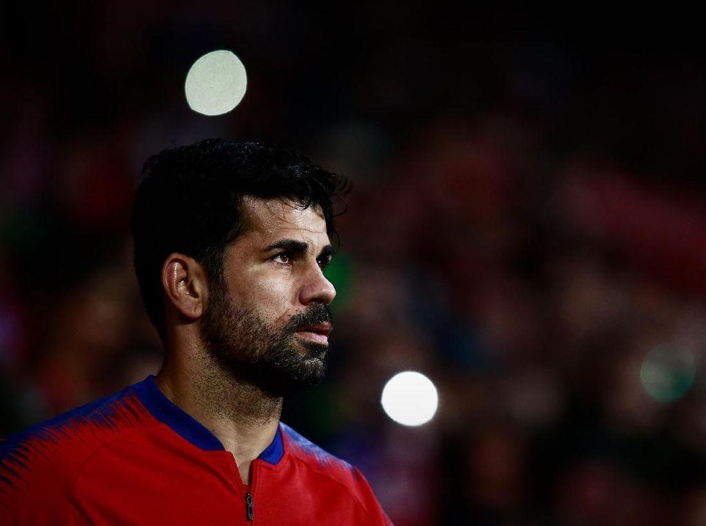 Diego Costa Berulah Lagi, Kini Mogok Latihan