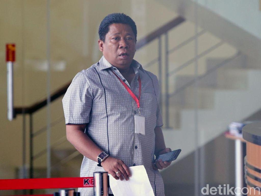 Anggota DPRD Jabar Waras Wasisto Dipanggil KPK Lagi di Kasus Meikarta