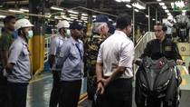 Jokowi Senang Konten Lokal Ekspor Motor Made in Pulogadung Bisa 94%