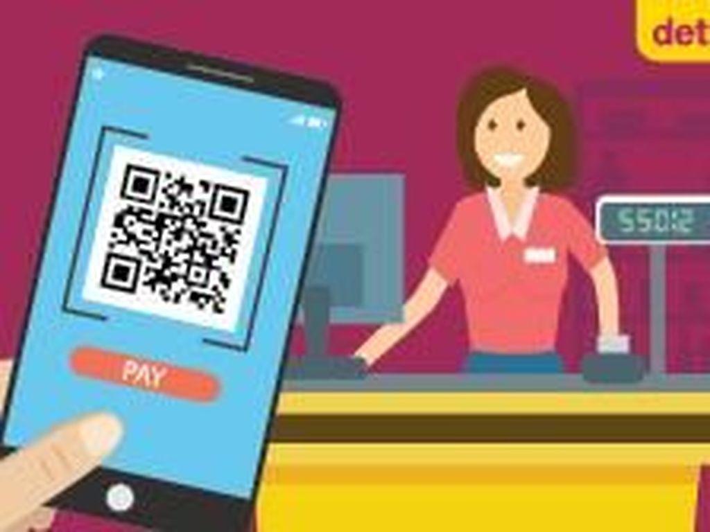 BI Luncurkan Standar QR Code, Bayar-bayar Nggak Perlu Ribet