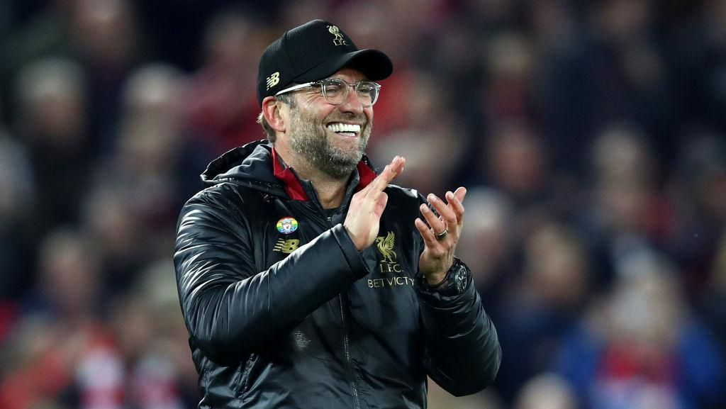 Klopp: Terima Kasih Anfield