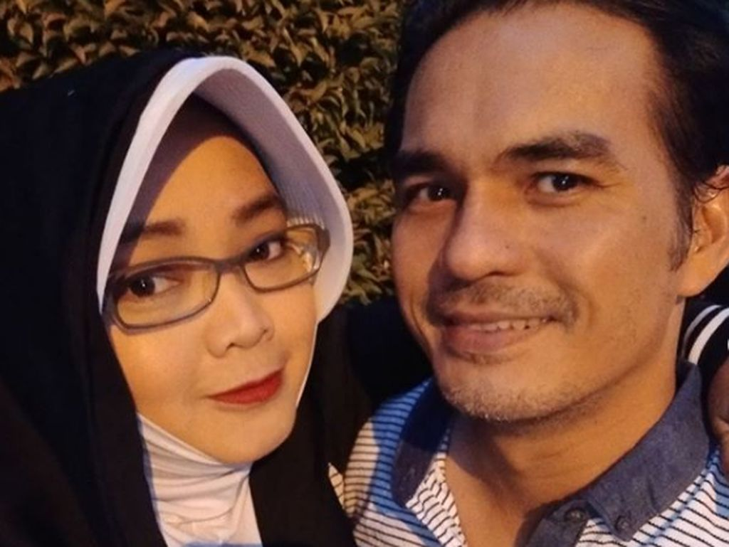 Rina Gunawan Meninggal, Teddy Syah: Nggak Gampang Jadi Single Parent