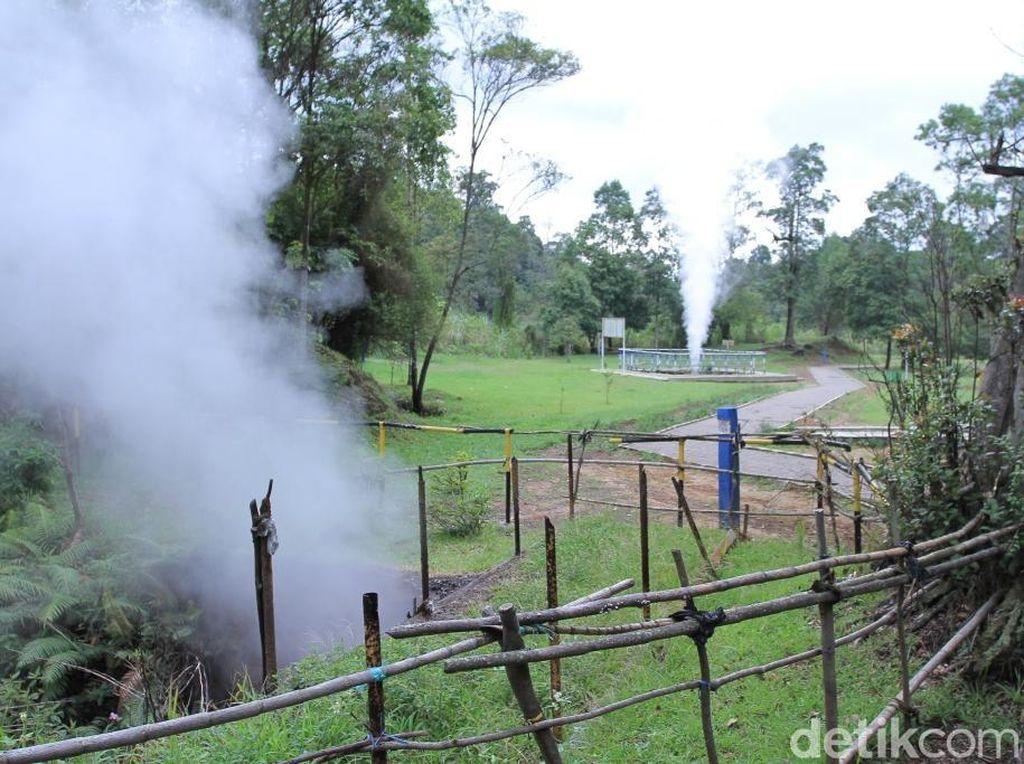 Foto: Mengintip Kawah yang Sedang Hits di Bandung