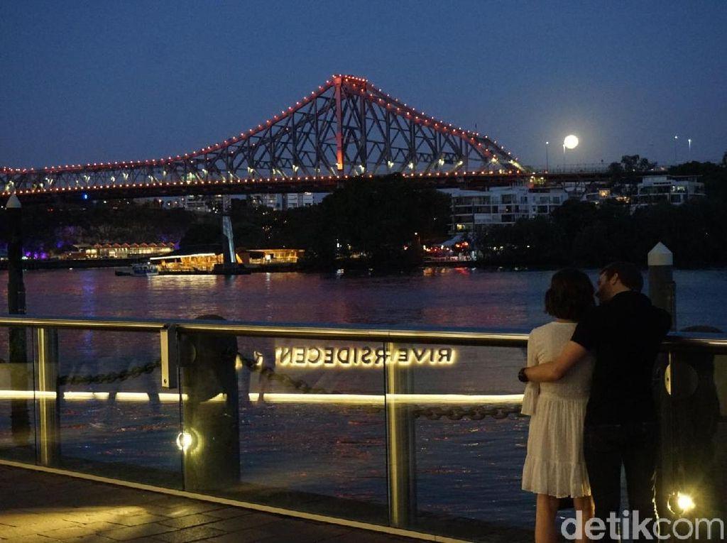 Potret Tempat Dinner Romantis di Brisbane, Harus Ajak Pasangan!