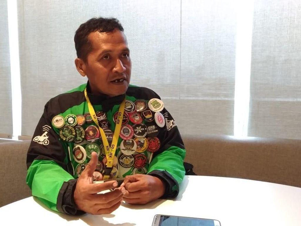 Cerita Driver Go-Jek Bekasi Tempuh 1.400 Km Jadi Relawan di Lombok