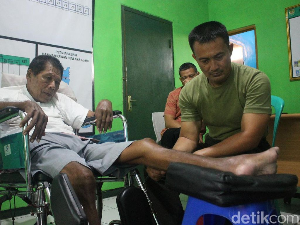 Obati Ratusan Pasien, Terapi Listrik Kapten Tatang Tak Pernah Dikomplain