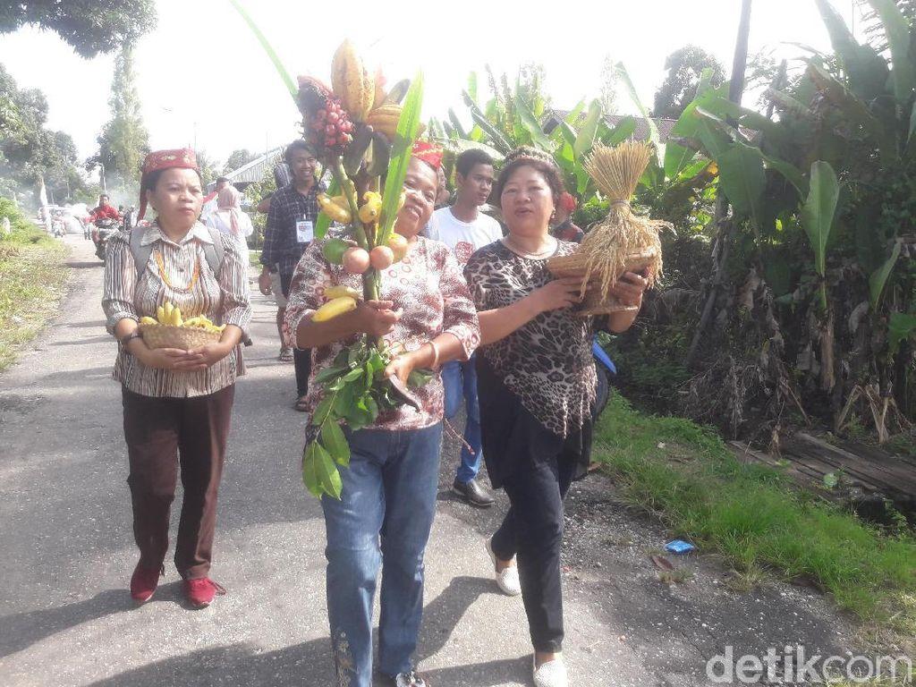 Mengenal Festival Mosintuvu, Pesta Hasil Bumi Rakyat Poso