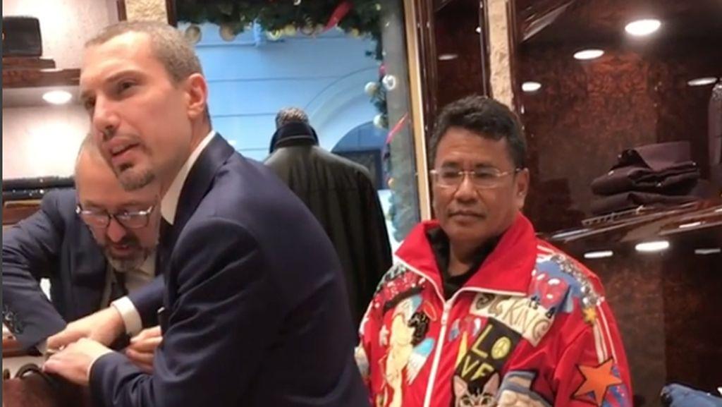 Bang Hotman Paris, Bawa Uang di Atas 10.000 Euro ke Uni Eropa Wajib Lapor