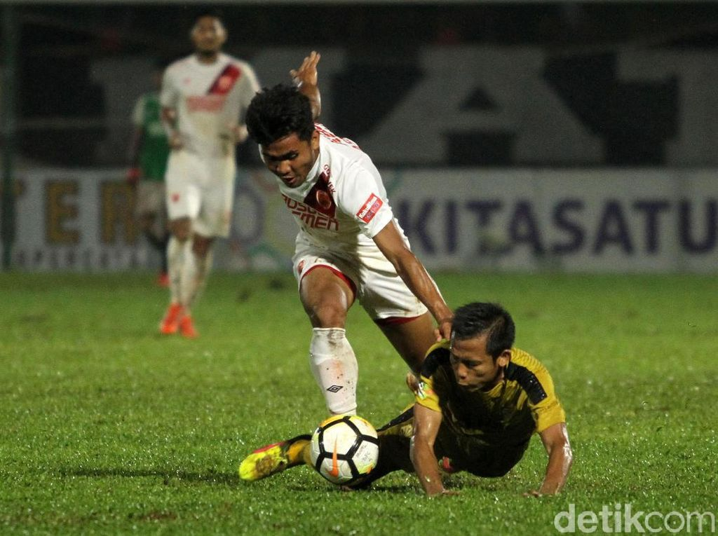 Irfan Jaya Jagokan PSM Makassar Juara Liga 1