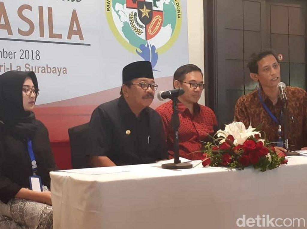 Ini Solusi Gubernur Soekarwo Redam Konflik Mahasiswa Papua