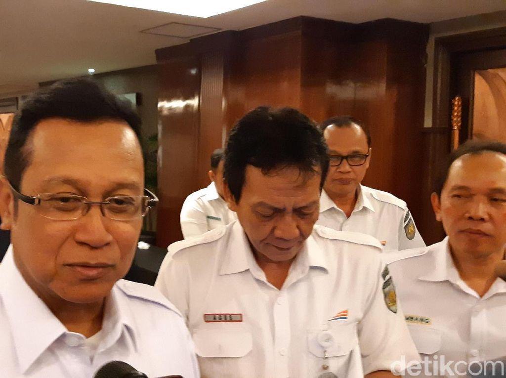 305 Titik Rawan Bencana, 1.427 Petugas KA Siaga Natal dan Tahun Baru