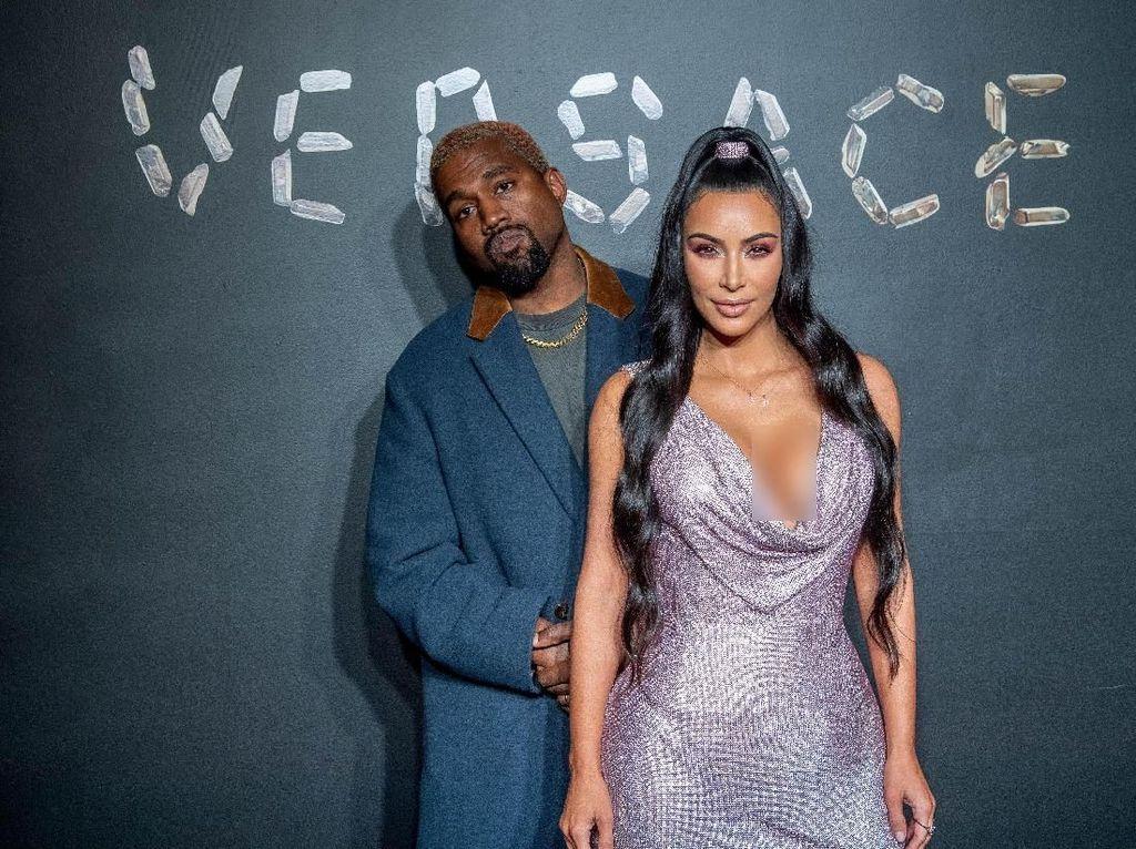 Kim Kardashian Ungkap Obat Bipolar Mengubah Kanye West