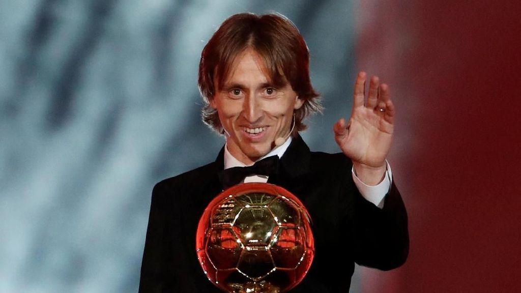 Ketika Modric Merebut Takhta Ronaldo-Messi