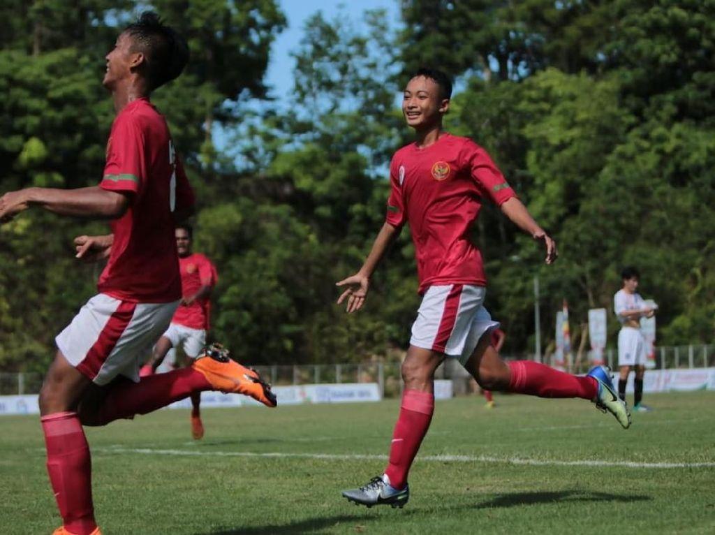 Bungkam Busan FC, Timnas Pelajar Lolos ke Semifinal Bali IFC 2018